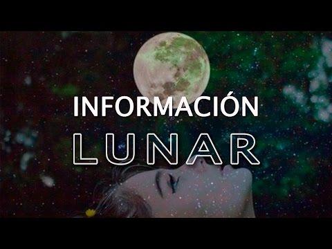 Información lunar ¿Cómo recibir?