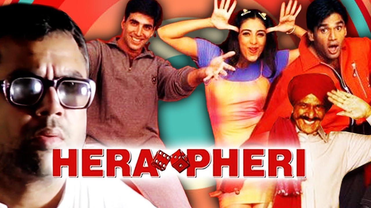Download Hera Pheri (2000) Full Hindi Comedy Movie | Akshay Kumar, Sunil Shetty, Paresh Rawal, Tabu