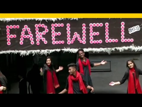 Super Act on Farewell 2018 || awesome act performance on farewell program || board exam | practical
