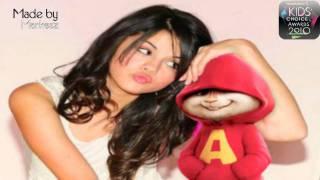 Selena Gomez-Sick of You Chipmunk