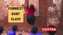 CRAZY BABY CLASS  COAX,DORAH,SHEIK MANALA,MARIA,JUNIOR USHER,MARTIN,PAPA D  New Ugandan Comedy 2019