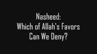 Nasheed: Which of Allah
