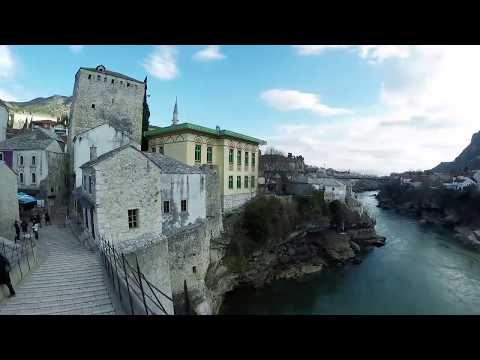 Welcome to Mostar, welcome to SAFPUM!
