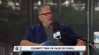 celebrity true or false with modern familys ed oneill the rich eisen show 82818