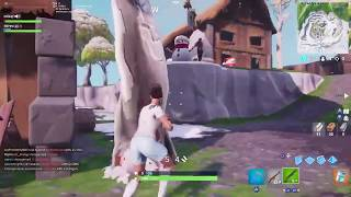ICE SKATE  FOR WHAT! Hilarious Fortnite Clip