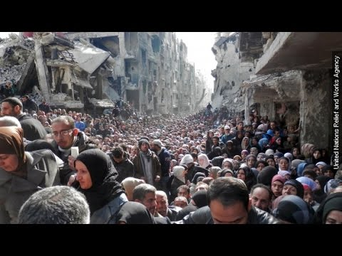 From Bad To Worse: Fighting In Yarmouk Endangering Refugees