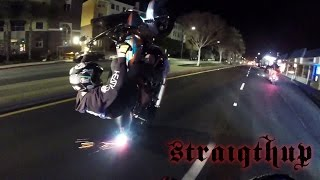 Straightup bike night
