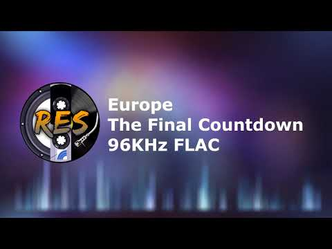 Europe - The Final Countdown [RES++/FLAC/HQ]