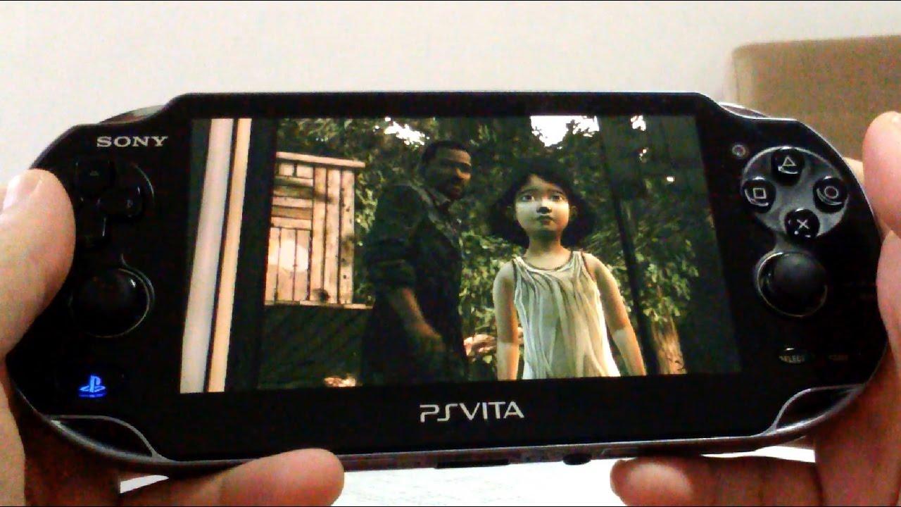 The Walking Dead - PlayStation Vita
