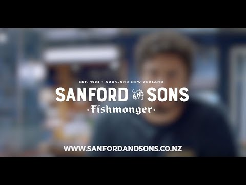 Sanford And Sons Fishmonger - Fresh Fish Delivered To Your Door