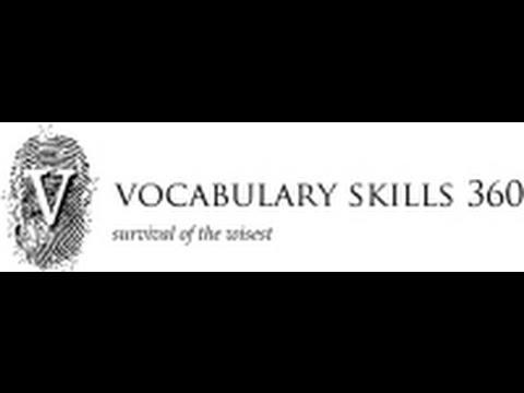 English VocaBulary SkiLLs
