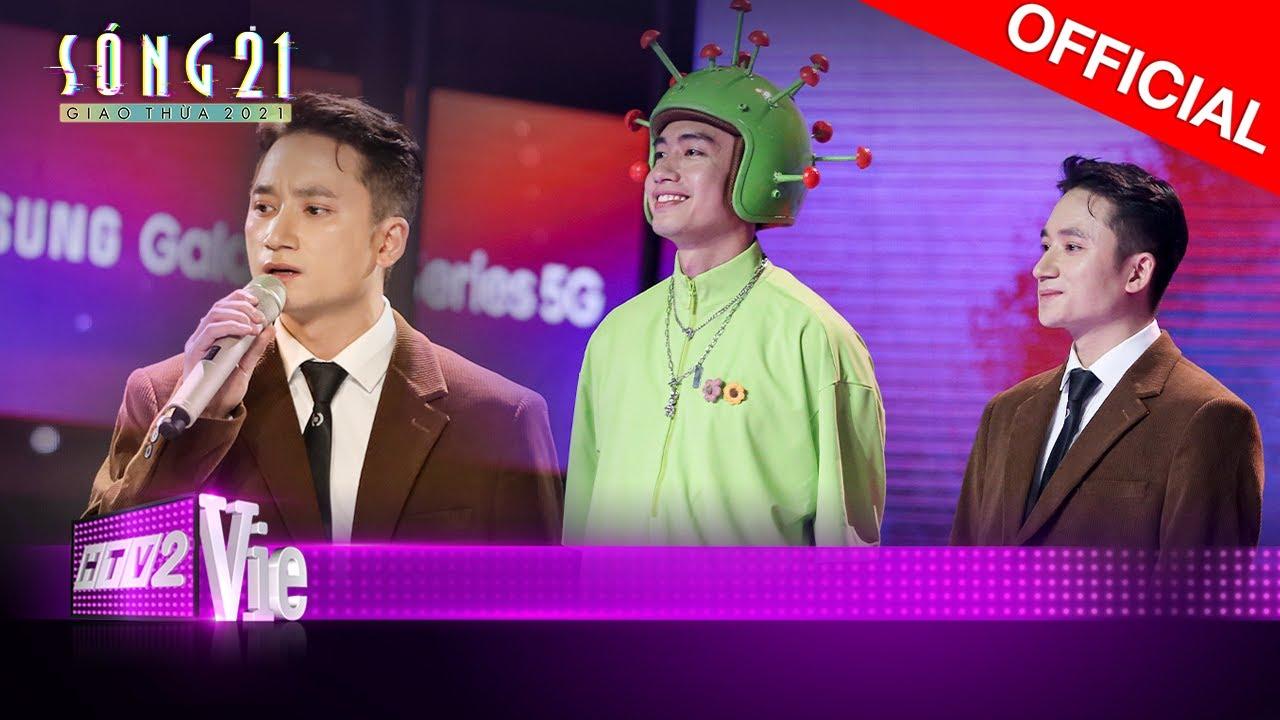 CẢ NƯỚC KHÔNG ƯA EM - PHAN MẠNH QUỲNH   SÓNG 21 - Chương trình giải trí đặc biệt đêm Giao Thừa 2021