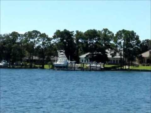 Boat Ride, Cinco Bayou