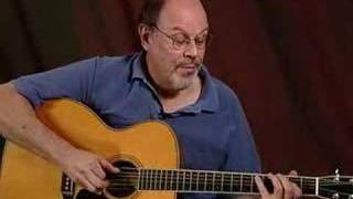 """Slow Blues in E"" taught by Stefan Grossman"