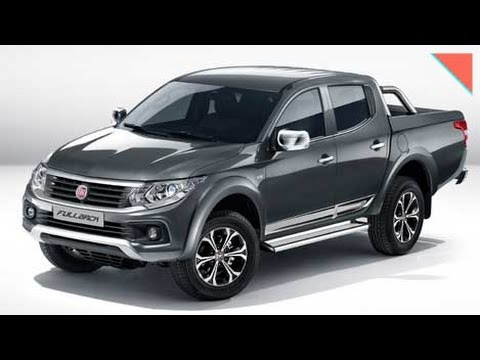 fiat debuts new pick up kei car concepts experts say navistar may go under autoline daily. Black Bedroom Furniture Sets. Home Design Ideas