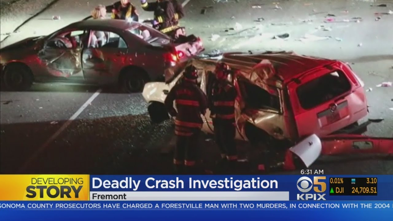 880 Reopens After Deadly Crash