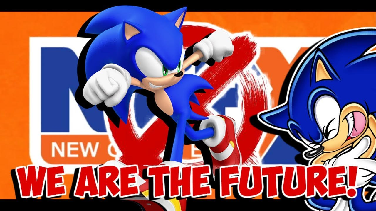 WE Are The FUTURE Of The Sonic Franchise's Success..NOT SEGA