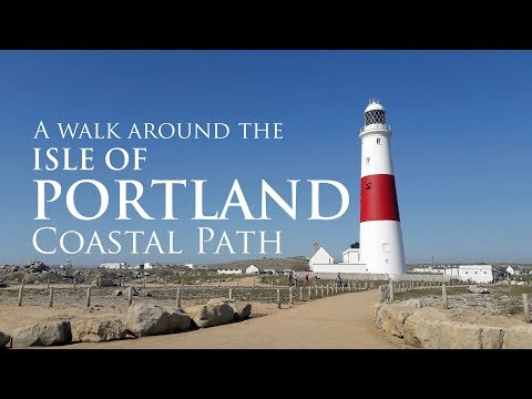 South West Coastal Path | A Walk Around The Isle of Portland