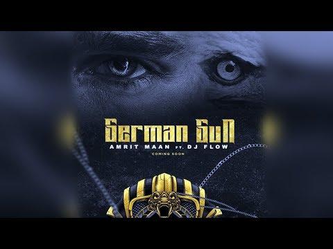 German Gun L Amrit Maan Ft. DJ Flow L New Punjabi Song L Dainik Savera