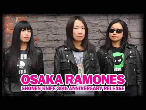 SHONEN KNIFE | BANDA FEMENINA POP PUNK JAPONESA | Tokio Radio