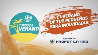 PROMOCIONAL   CURSO DE VERANO PROFUT LATINO
