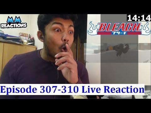 Download Aizen vs Ichigo Finale!! - Bleach Anime Episode 307 308 309 &310 Live Reaction