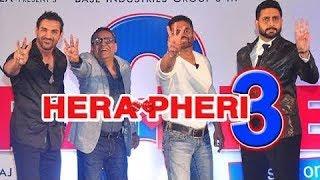 Hera Pheri 3 Official Trailer 2017 Paresh Rawal,John Abraham, Abhishek Bachchan, Sunil Shetty