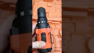 Аккумуляторный шуруповерт Tekhmann TCD-12 HB Li обзор
