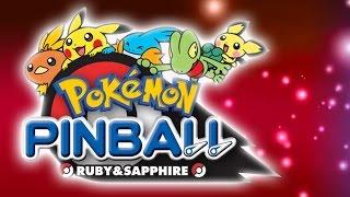Pokémon Pinball Ruby & Sapphire (Ruby Board)