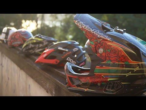 Велосипедные шлемы (обзор)