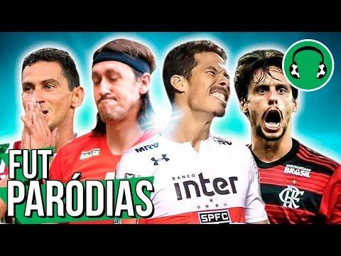 ♫ ELIMINADOS NA COPA DO BRASIL 2019 | Paródia Cobaia - Lauana Prado