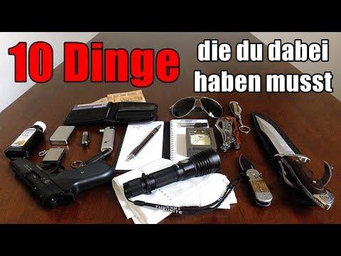 10 dinge die ein mann immer am mann haben sollte gadgets f r m nner youtube. Black Bedroom Furniture Sets. Home Design Ideas