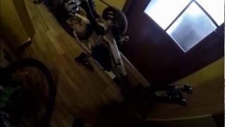 den 60 - Výměna destiček na kole s odpočinkem