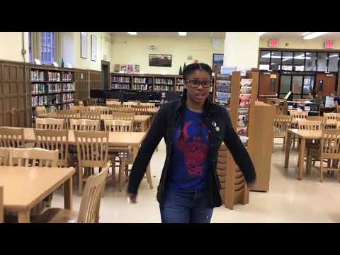 Tour of the BTHS Library