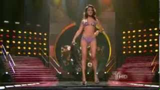 Ximena Navarrete Miss Universe 2010 swimsuit competition