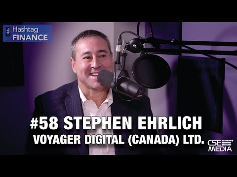 Stephen Ehrlich on Revolutionizing Financial Services Using Cryptocurrency