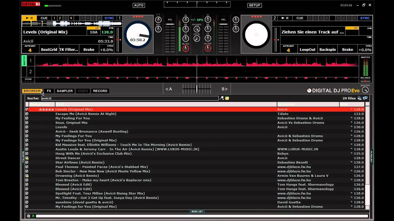 how to digital dj fast download