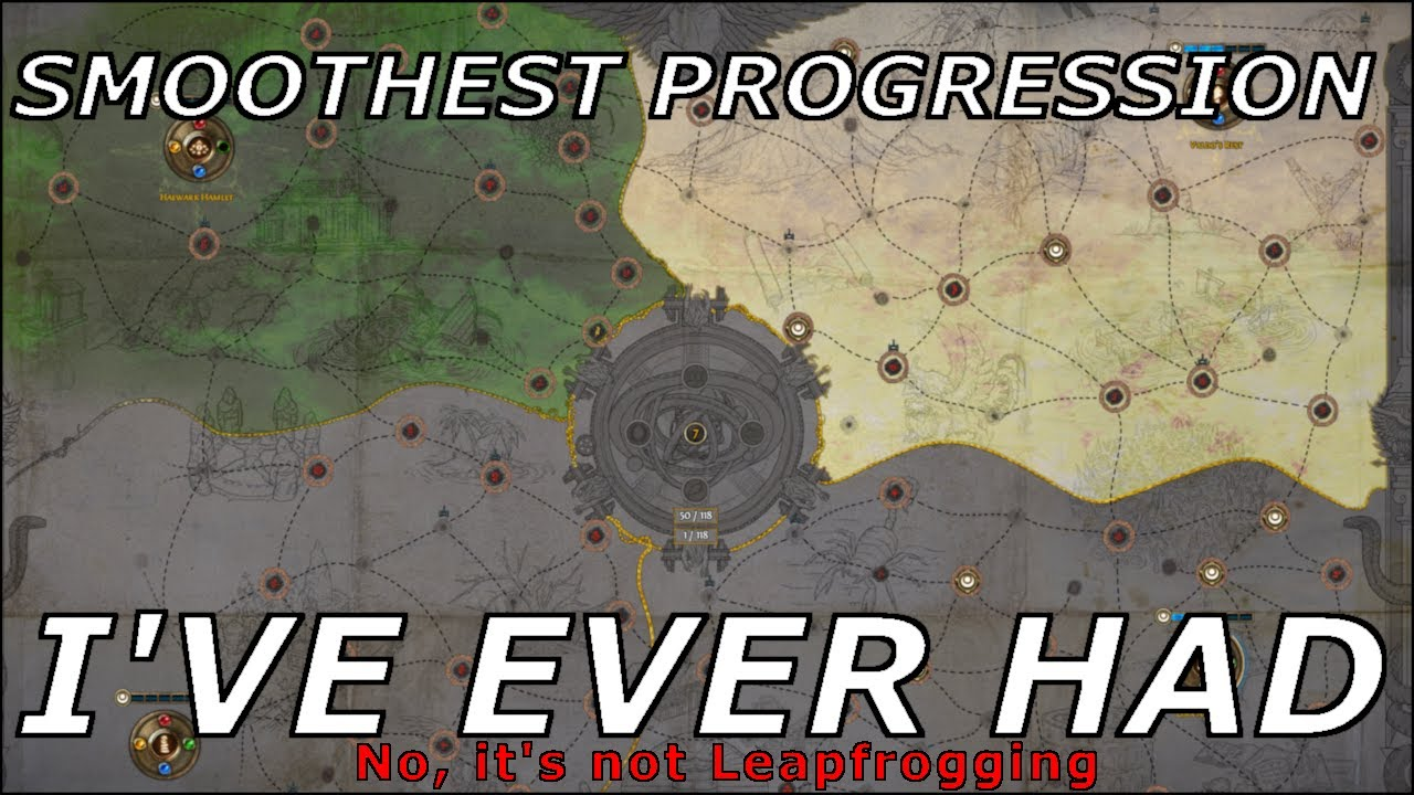 Download [Path of Exile] The Best Way To Progress Your Atlas | 3.16 Scourge