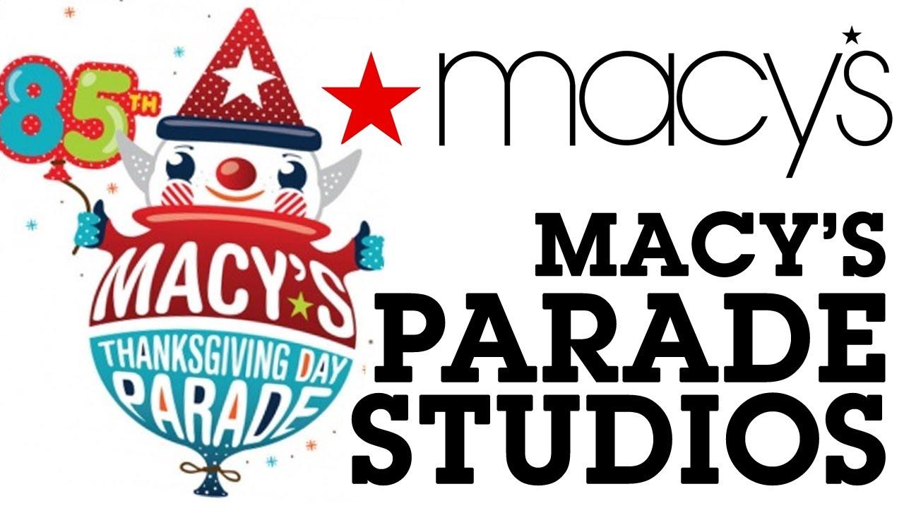 Tour of the Macy\'s Parade Studios - YouTube