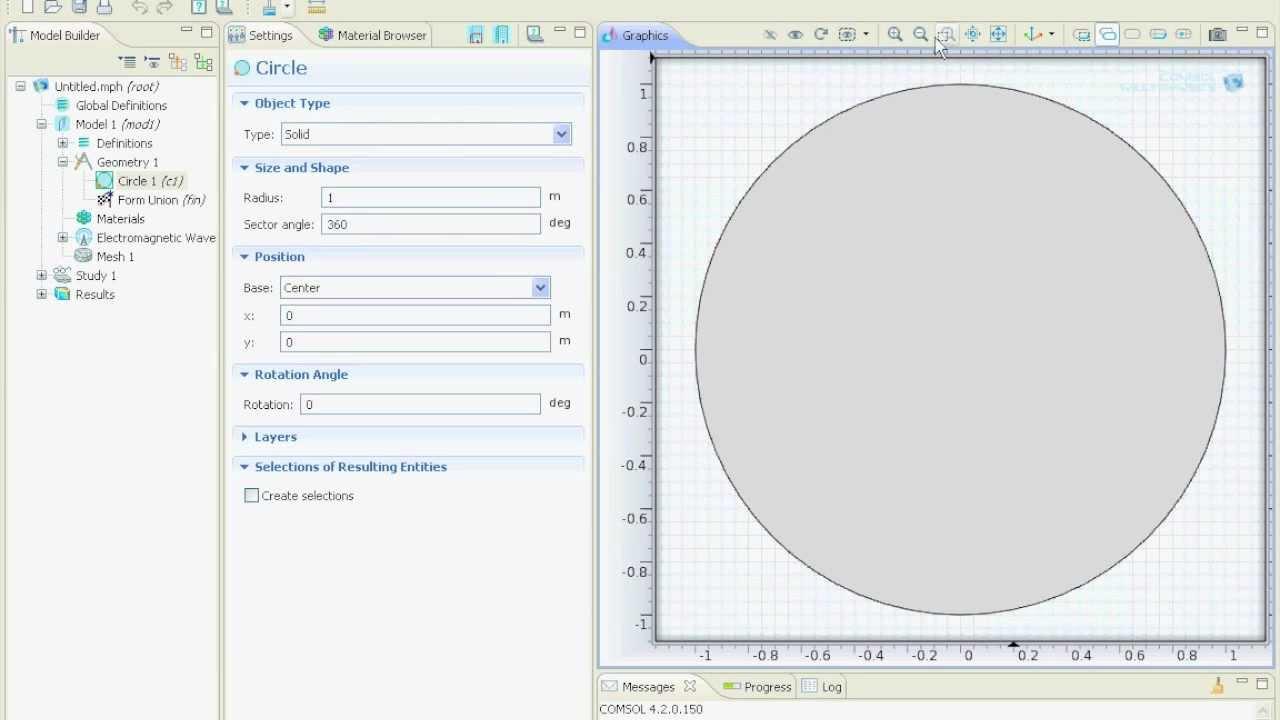 comsol tutorial Light propagation modelling using comsol multiphysics 11 comsol multiphysics tutorial 1: modeling light.