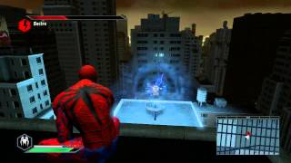The Amazing Spider-Man 2 Video Game - Spider Carnage Vs Electro