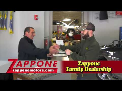 Hassle-Free Servicing At Zappone Chrysler Jeep Dodge RAM Granville