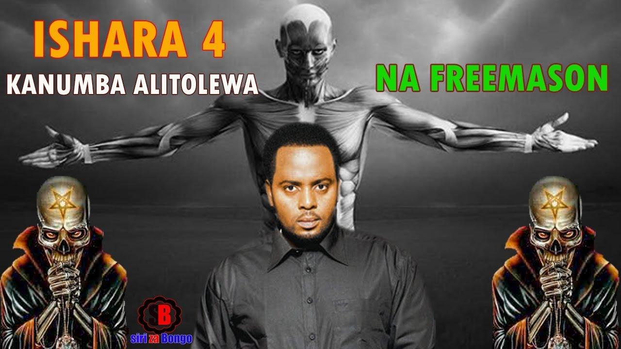 Download ISHARA 4 KANUMBA KUJIUNGA NA  KUTOLEWA KAFARA NA FREEMASON/ILLUMINATI