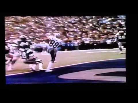 1977 Dallas Cowboys highlights pt 1
