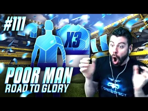 TEAM OF THE TOURNAMENT PACK OPENING PARTY!!!! - Poor Man RTG #111 - FIFA 17 Ultimate Team
