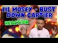 Lil Mosey - Bust Down Cartier (Dir. by @_ColeBennett_) Official Video Reaction/Review