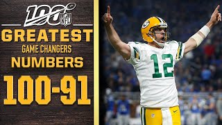 100 Greatest Game Changers: Numbers 100-91 | NFL 100