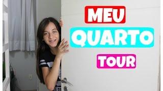 Tour Pelo Meu Quarto 2016 - CAROL SANTINA