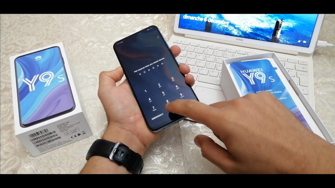 Best Unlocked Android Phone 2020.Huawei Y9s 2020 Hu Y9s Crystal Unlock Pattern Password Hard Reset How To Gsm Guide
