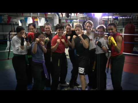 Women's Sparring Class - Degerberg Academy 2009
